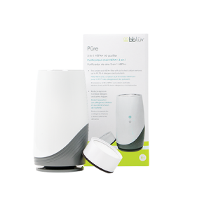 Pure 3-in-1 Hepa + Air Purifier (Alat pemurni udara)