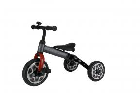 Rastar Official Lisenced kids bike - Land Rover 3 in 1 Balance Bike & Tricycle Foldable - Grey - Sepeda Anak