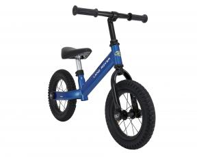 "Rastar Official Lisenced kids bike -Land Rover Balance Bike 12"" - Blue - Sepeda Anak"