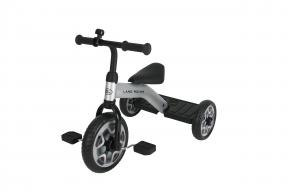 "Rastar Official Lisenced kids bike -Land Rover Tricycle 10""- Silver - Sepeda Anak"