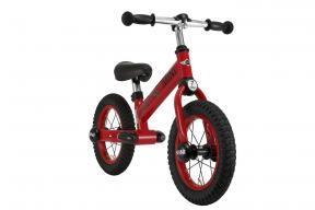 "Rastar Official Lisenced kids bike - Mini Cooper 12"" Kid Balance Bike - Red - Sepeda Anak"