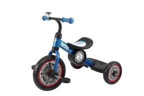 Rastar Official Lisenced kids bike -Mini Cooper Tricycle Bike - blue - Sepeda Anak