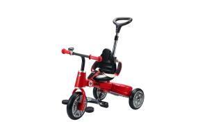 Rastar Official Lisenced kids bike -Mini Cooper Fold Tricycle Bike - Red - Sepeda Anak