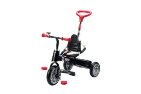 Rastar Official Lisenced kids bike -Mini Cooper Fold Tricycle Bike - Black - Sepeda Anak