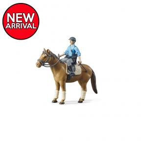 Bruder 62507 - bworld Mounted police