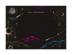 Jovi Adhiguna for CROIX (Note Cards Set of 6)