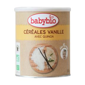 Babynat First Flavour Cereal - Vanilla