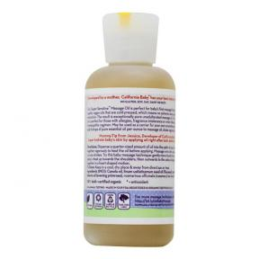Massage Oil Super Sensitive 133ml