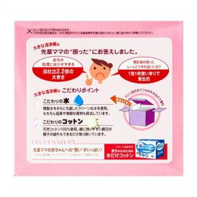Cleansing Pads Big Size 40sachets