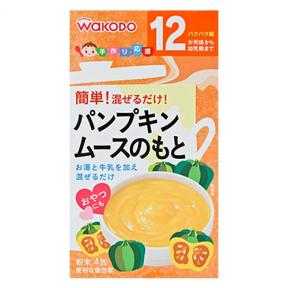 Wakodo Powdered Seasoning For Pumpkin Mousse