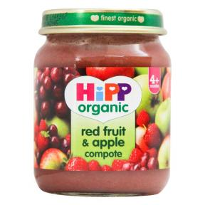 Red Fruit & Apple Compote