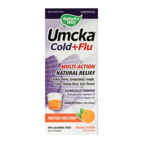 Umcka Cold&Flu Orange 120 ml