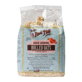 Rolled Oats Whole Grain 907g