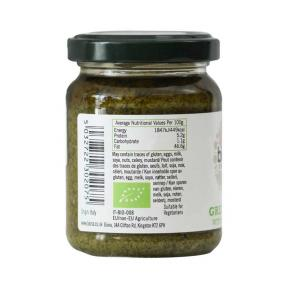 Green Pesto With Pine Kernels 120g