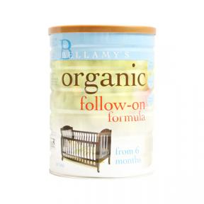 Bellamy's Organic Follow-On formula Step 2  (900g)