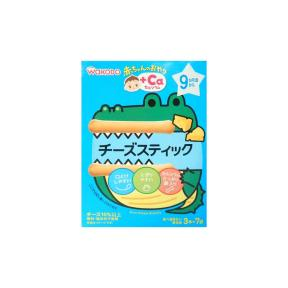 Wakodo Baby Snacks - Stick Cheese Biscuits