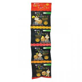 Wakodo Baby Snacks - Small Sesame Rice Crackers