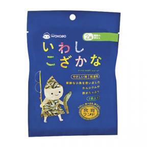 Wakodo Alternative Baby Food - Dried Small Anchovy