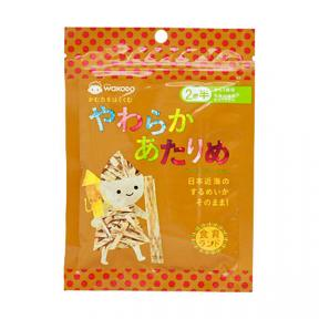 Wakodo Baby Snacks - Tender Dried Squid