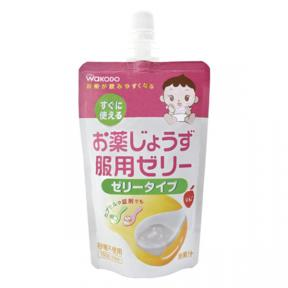 Wakodo Deglutition Aid - Jelly Apple Flavour