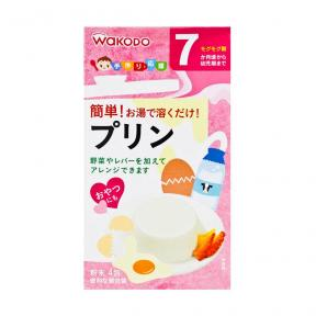 Wakodo Powered Pudding Mix