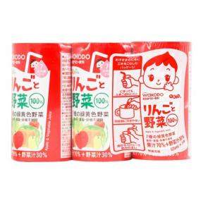 Wakodo Apple & Vegetable Juice