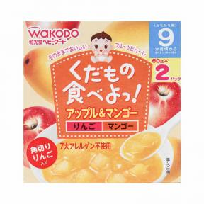 Wakodo Apple & Mango