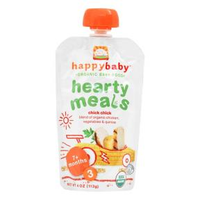 Happy Baby Organic Baby Food - Chick Chick (7)