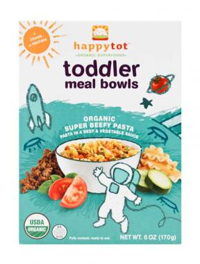 Happy Baby Happy Tot Meal Bowls - Super Beefy Pasta