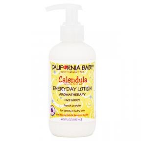 California Baby Everyday Lotion (w/pump) Calendula 6.5oz / 192ml