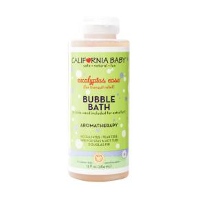 California Baby Bubble Bath: Colds & Flu 384 ml