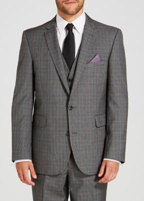 Regular Fit Suit Jacket
