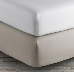 300-Thread-Count Sateen Box-Spring Cover