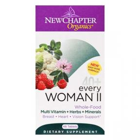 New Chapter Organics Every Woman II, 48 tablets