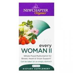 New Chapter Organics Every Woman II, 96 tablets