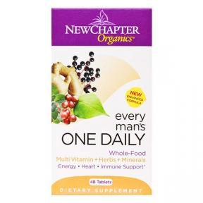 New Chapter Organics Every Man One Daily, 48 tablets