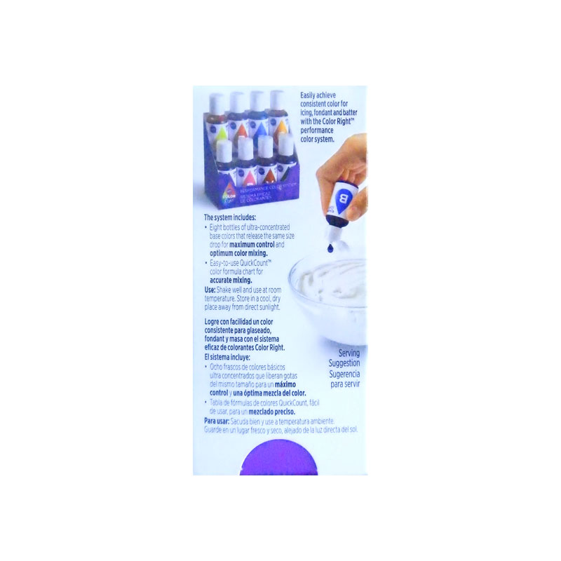Wilton Color Right Food Coloring System