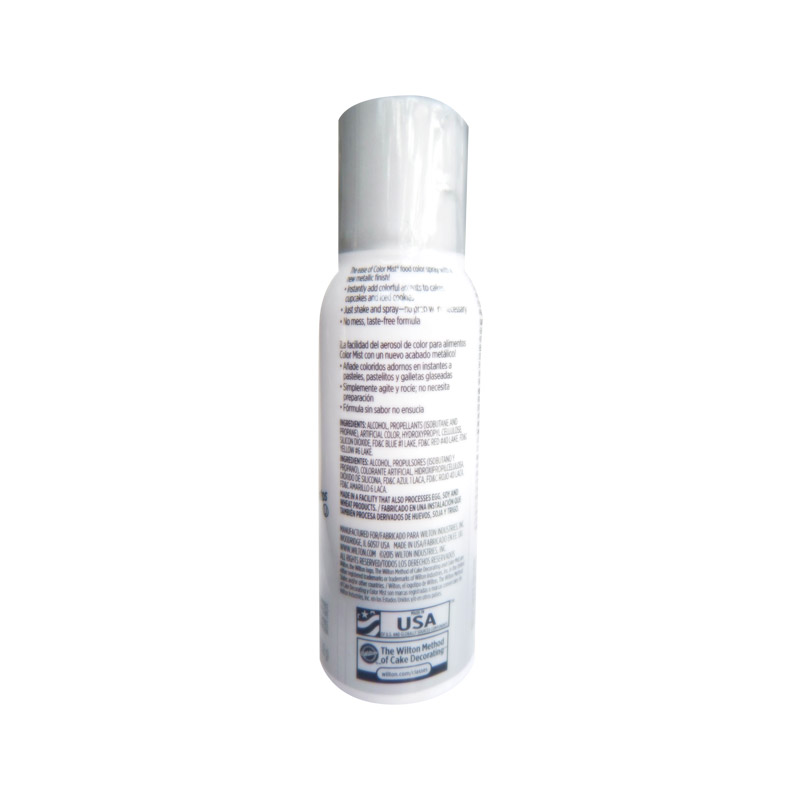 Wilton Color Mist Silver Food Coloring Spray