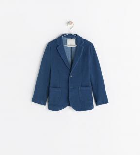 Joy Template Store Blazer With Pocket And Elbow Patches